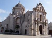 Architecture: San Francisco de Paula Church