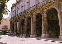 Architecture: Captain Generals Palacio, Havana City