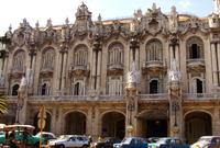 Architecture: Gran Teatro de La Habana, Havana City