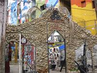 Interesting Places: Hamel Alley (Callejon de Hamel), Havana City