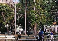 Parks: Parque de la Fraternidad, Havana City
