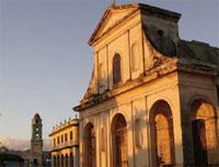 Churches and Convents: Santisima Trinidad Church