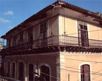 Arquitectura: Palacio de Iznaga