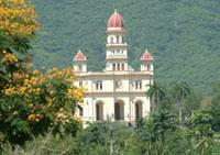 Churches and Convents: Cobre Santuary