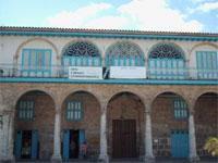 Arquitectura: Casa del Conde de Jaruco