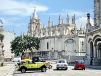 Churches and Convents: Santo Angel Costudio Church, Havana City
