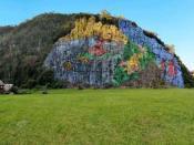 Landscapes: Mural de la Prehistoria, Pinar del Rio