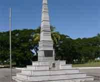 Monuments: Mal Tiempo Battle Monument