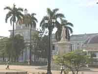 Parks: Marti Park, Cienfuegos