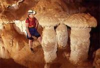 Cuevas: Cueva Santa Catalina, Matanzas