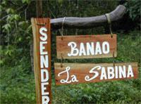 Nature Trails: Banao -  La  Sabina Trail