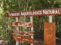Nature Trails: El Guafe Trail
