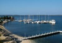 Marinas: Cienfuegos Marina, Cienfuegos Ciudad