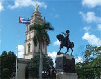 Parks: Ignacio Agramonte Park, Camaguey
