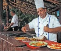 Restaurants: Rancho Palma