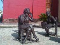 Squares: Carmen Square, Camaguey