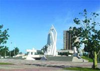 Squares: Ignacio Agramonte Square, Camaguey