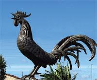 Interesting Places: Moron Rooster [ Gallo de Moron ], Ciego de Avila