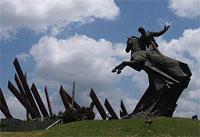 Squares: Antonio Maceo Square, Santiago de Cuba