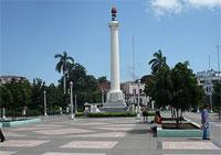 Squares: Plaza de Marte o Plaza de la Libertad, Santiago de Cuba