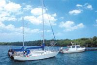 Marinas: Cabo San Antonio Marina, Pinar del Rio