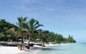 Beaches: Cayo Levisa