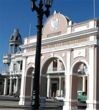 Interesting Places: Triumphal Arch,  Cienfuegos
