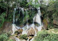 Areas of Natural Interest: El Nicho Fall