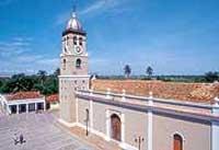 Churches and Convents: Parochial Church San Salvador de Bayamo