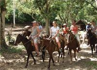 Horseback Riding: Horseback Rio Canimar