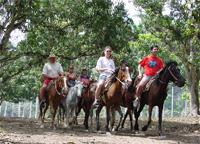 Horseback Riding: Horseback Topes de Collantes