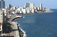 Landscapes: Malecon Avenue, Havana City