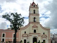Churches and Convents: Iglesia de Nuestra Senora de la Merced