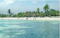 Beaches: Giron Beach