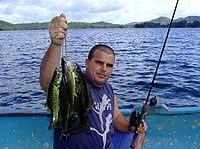 Fishing: Trout Fishing Hanabanilla Lake