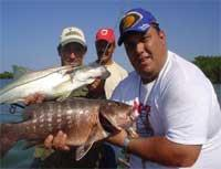 Fishing: Deed Sea Fishing Cayo Las Brujas