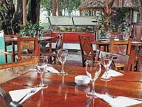 Restaurants: Finca Oasis
