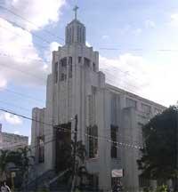 Architecture: Iglesia Metodista