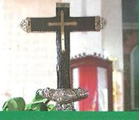Churches and Convents: Sacred Cross of Parra