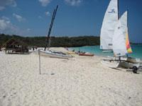 Beaches: Blanca Beach
