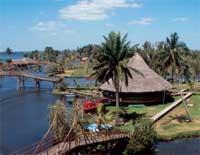 Areas of Natural Interest: Laguna del Tesoro (Treasure Lake)