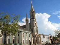 Churches and Convents: Sagrado Corazon de Jesus