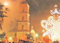 Cultural themes: Parrandas Remedianas, Villa Clara