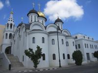Churches and Convents: Catedral Nuestra Senora de Kazan