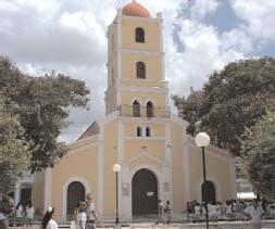 Churches and Convents: Guantanamo Cathedral