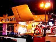 Havana City - Melia Cohiba hotel - Habana Cafe restaurant