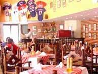 Havana City - Melia Cohiba hotel - La Piazza restaurant