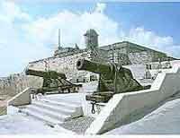 Architecture: Castillo de Jagua