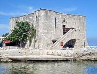 Architecture: Chorrera Fortress