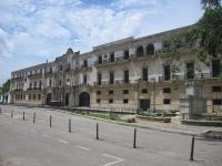 Architecture: San Carlos y San Ambrosio